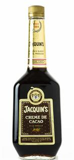 Jacquin Creme de Cacao Brown Liqueur 35@ 750ml